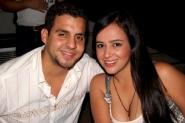 Pedro Roas y Mariana Velazco