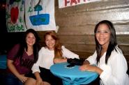 Gabriel Rivera, Verónica Rivera y Roseliz Chourio