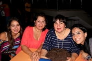 Isabel Urdaneta, Mirian Rincón, Isabel Rincón y Nava