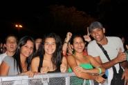 Emocionados por el Festival Aragua 2012