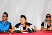 Rueda de prensa Elvis Crespo y Pan de Dioses
