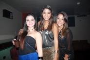 Bárbara, Mariela y Giulia