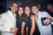 Alejandro, Rosa, Catherina y Gustavo