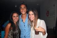 Nicole, Ramses y Stephanie