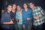 Renato, Joel, Benjamin, Alexis y David