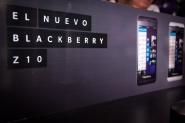 El nuevo BlackBerry Z10