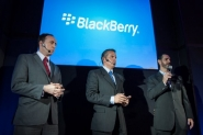 Directivos de BlackBerry