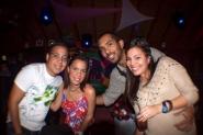 Oriana, José, Mabel y Luis