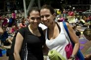 Claudia Rinaldi y Vanessa Vismara