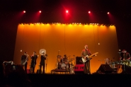 Jorge Drexler y su banda en Caracas