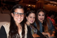 Laura Sanable, Diana Sanable y Jizari Arraiz