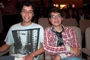 Rodni Castillo e Iván Pernie