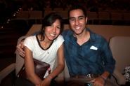 María Fernanda González y Andrés Peñaloza