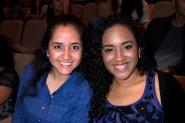Oriana y Mariana
