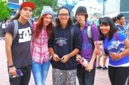 Alexis Zurima, Dimi y Carlos