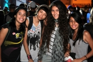 Michell, Angie, Yeiry y Génesis