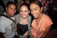 Edwar, Lucía y Lía