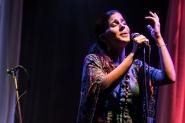 Mariaca Semprún cantando