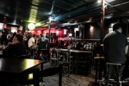 Discovery Bar arrancando la noche