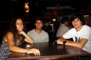 julia, Emilio y Juan