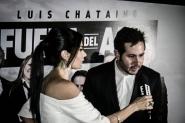 Caterina Valentino entrevistando a Resultados de búsqueda Led Varela
