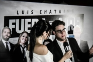 Caterina Valentino y Jóse Rafael Guzmán